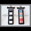 Broches chicos de nylon x12